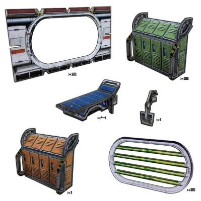 Detention Cells
