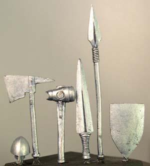 Dwarf weapons (b) (6)