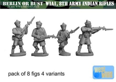 Indian Riflemen Shorts, Turban