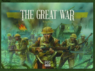 Commands and Colours The Great War boardgame (engl.)