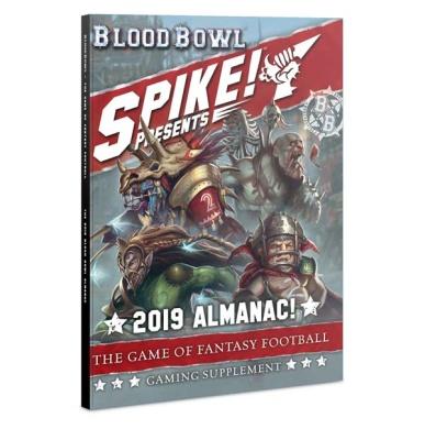 Blood Bowl Almanach 2019 ENGLISCH