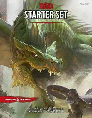 Dungeons & Dragons TRPG Starter Set