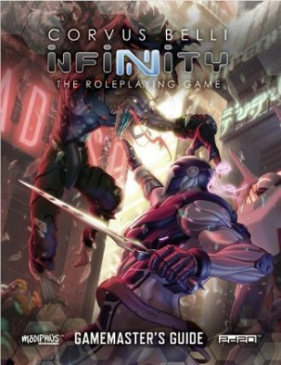 Infinity RPG: Gamemasters Guide