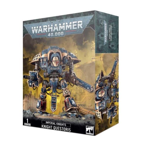 Knight Preceptor Canis Rex/ Warden