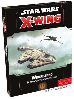 SW: X-Wing 2.Ed. Widerstand  Konvertierungsset