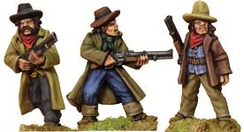 Hired Guns II (Rifles)