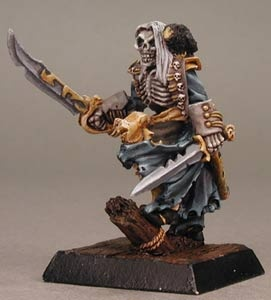 Razig Undead Pirate