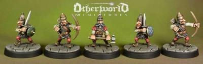 White Tower Gnomes (5)