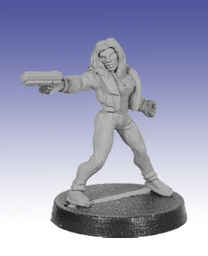 Militia Female Leader (1)