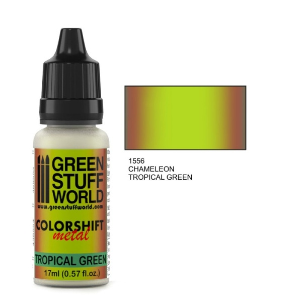 Chameleon TROPICAL GREEN 105