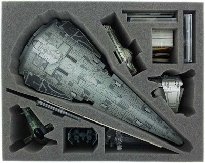 Star Wars X-WING Imperiale Sturm-Korvette (Imperial Raider)