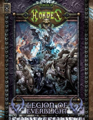Forces of Hordes: Legion Of Everblight (HC englisch)