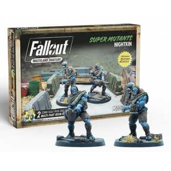 Fallout: Wasteland Warfare - Super Mutants: Nightkin