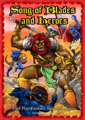 Song of Blades and Heroes (2nd Edition)