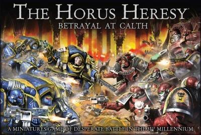 Horus Heresy - Betrayal at Calth ENGLISCH