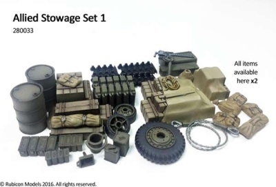 Allied Stowage (1/56)