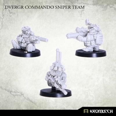 Dvergr Commando Sniper Team