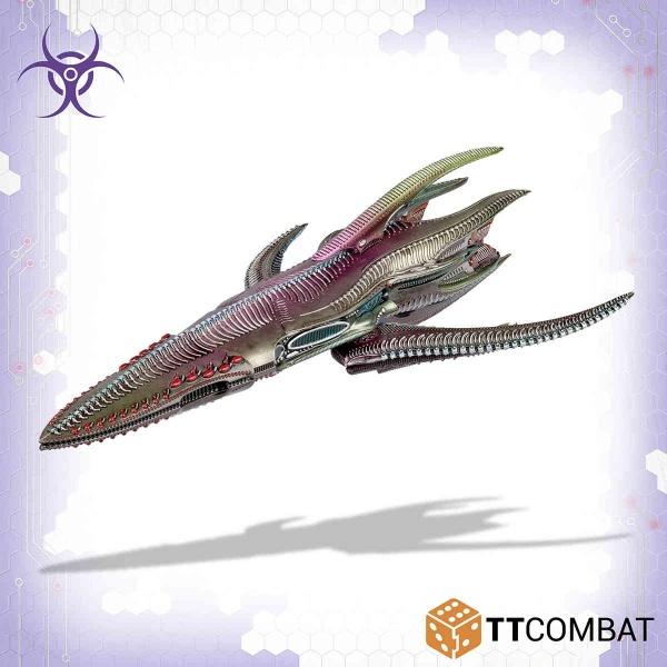 Scourge Battlecruiser - Akuma/Banshee