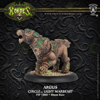 Circle Orboros Argus Light Warbeast Box