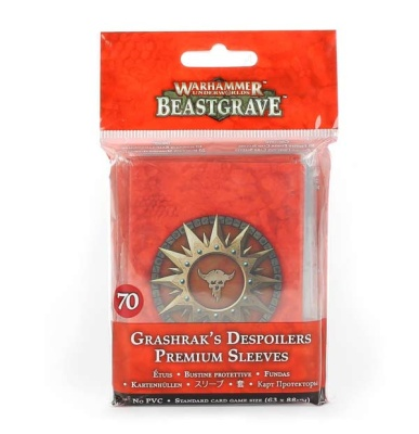 WHU: Grashrak's Despoilers Sleeves