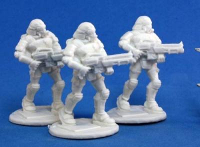 Nova Corp: Riflemen (3)