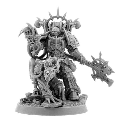 Chaos Corsair Lord