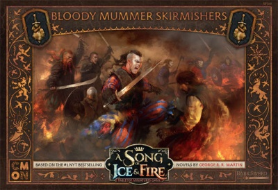 A Song Of Ice And Fire - Bloody Mummer Skirmishers - EN