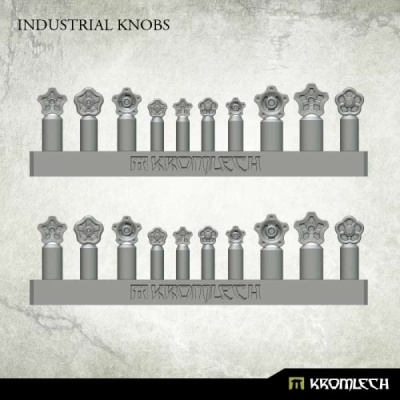 Industrial Knobs (20)