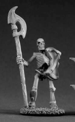 Skeleton Halberdier