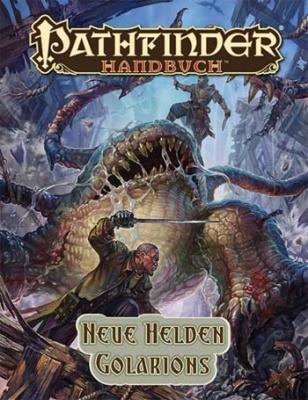 Handbuch: Neue Helden Golarions