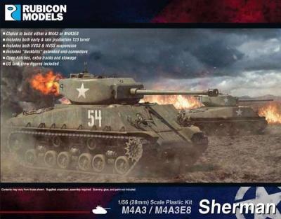 M4A3 / M4A3E8 Sherman