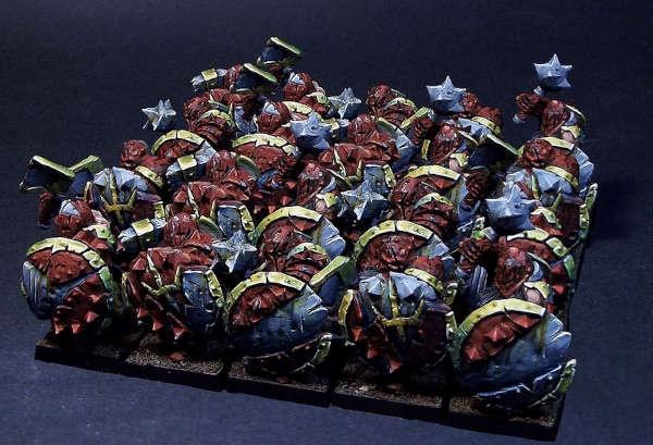 Dark Dwarf Regiment