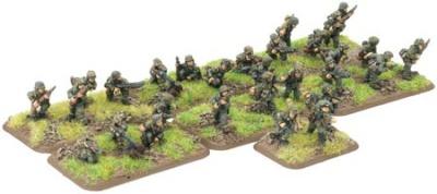 Panzergrenadier Platoon (late)