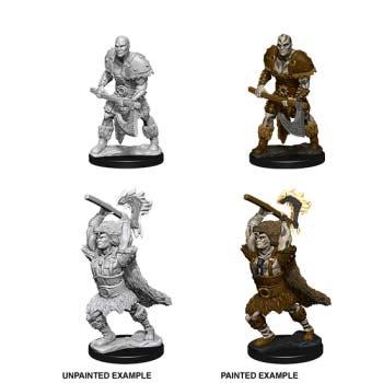 Male Goliath Barbarian (2)