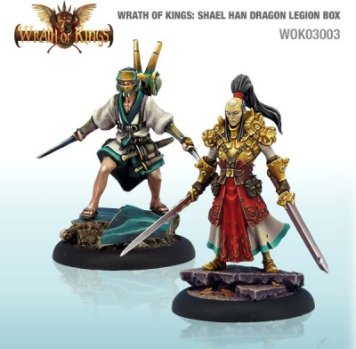 Shael Han Dragon Legion Box