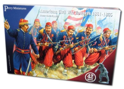 American Civil War Zouaves 1861-1865 (42)