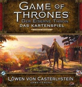 GoT Kartenspiel: Der Eiserne Thron - Löwen von Casterlystein