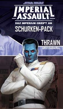 SW: Imperial Assault Großadmiral Thrawn