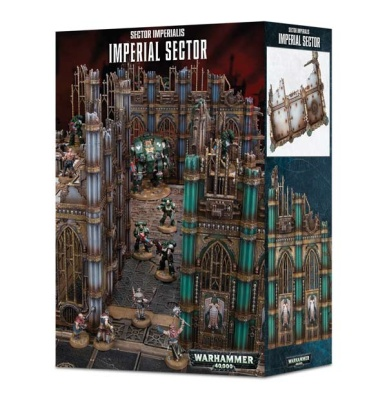 WH40K Sector Imperialis