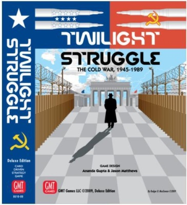 Twilight Struggle (Deluxe Edition 2019)