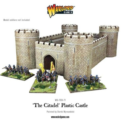 The Citadel' Plastic Castle