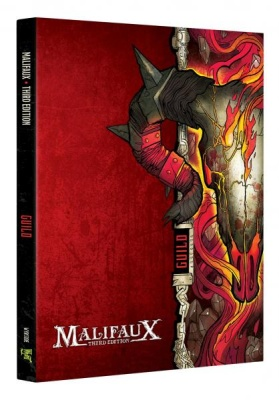 Malifaux (M3E): Guild Faction Book