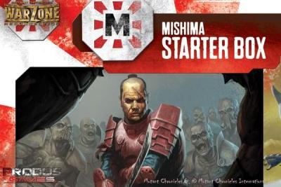 Mishima Starter Box