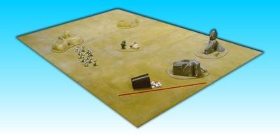 Wüstenplatte I (Fantasy)