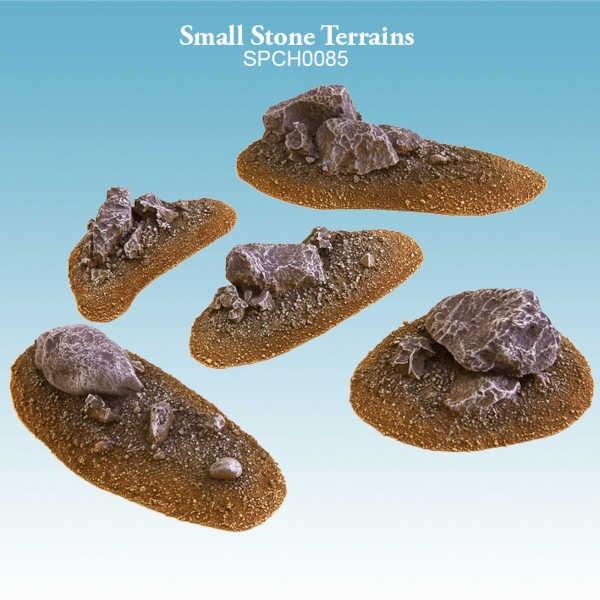 Small Stone Terrains