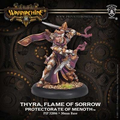 Warcaster Thyra, Flame of Sorrow