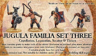 JUGULA Familia Three