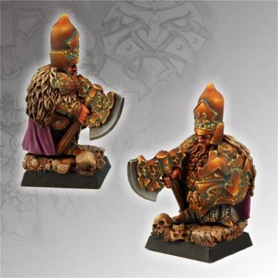 Boyar Warrior #4 (OOP)