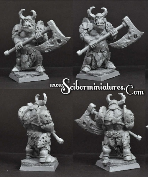 Orc Warrior #3