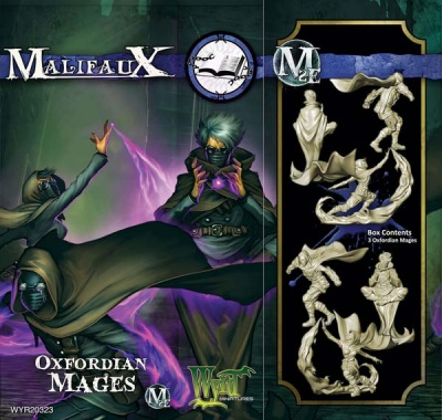 Oxfordian Mages (3)